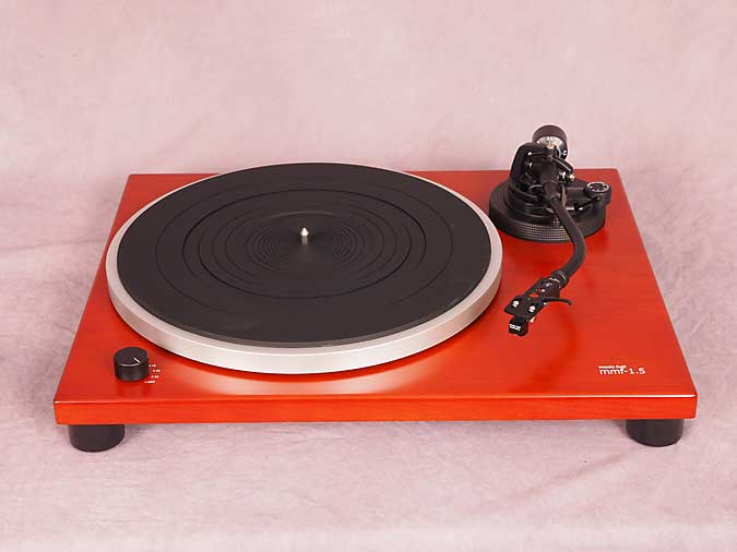 Music Hall Mmf 1 5 Turntable Review Sound Advice Vinyl